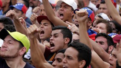 Venezuela manifestaciones