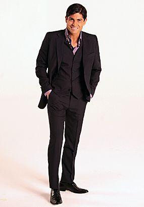 Poncho de Anda es el presentador de Dale Con Ganas.