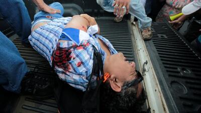 Nuevo ataque paramilitar contra marcha pacífica en Nicaragua deja dos personas heridas