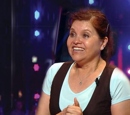 Mamá de Kevin González