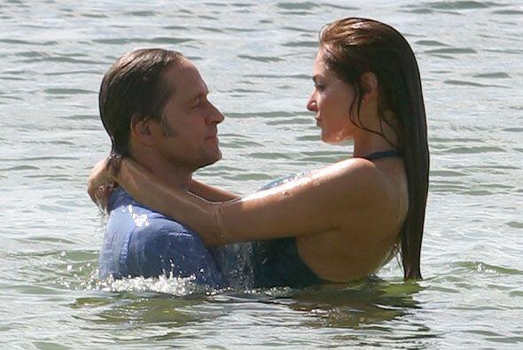 Guy Ecker y Blanca Soto compartían un amor tan romántico que se vivía ha...
