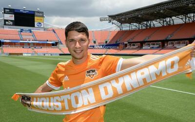 El 'millonario' Tomás Martínez ya es parte de Houston Dynamo.
