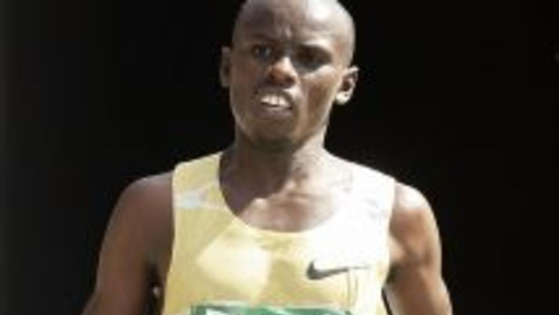 Samuel Wanjiru.
