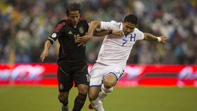 Recuerdo del doloroso 'Aztecazo' cuando Honduras derrotó al Tri en México