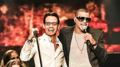 Marc Anthony y Gente de Zona