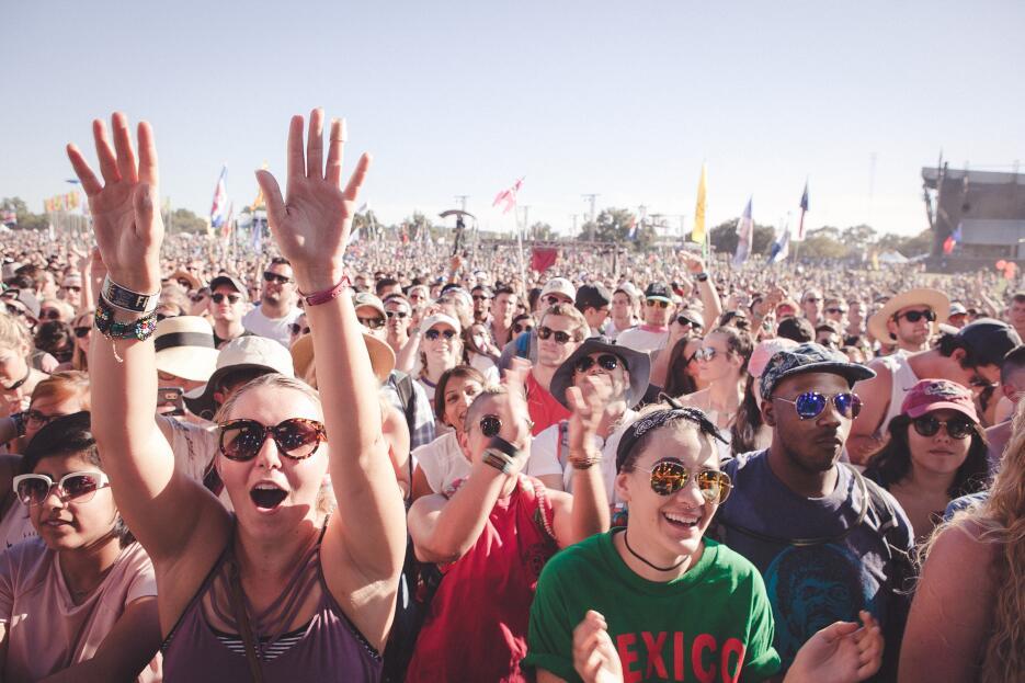 En imágenes: El primer fin de semana del festival Austin City Limits