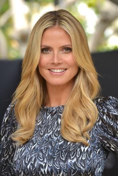 Heidi Klum, siempre bella.  Mira aquí lo último en chismes.