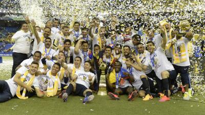 América es el campeón defensor de la Liga de Campeones.