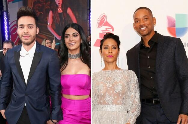 Las parejitas HOT de Latin GRAMMY
