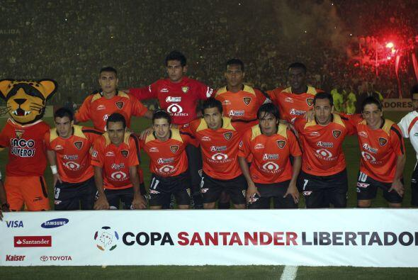 De los  equipos mexicanos que llegaron a la copa este año, sólo Jaguares...