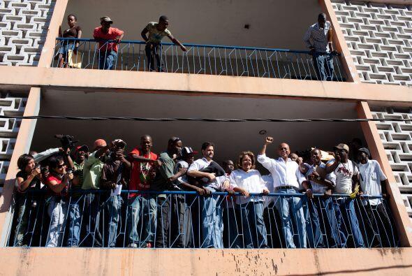 Las manifestaciones callejeras para exigir la anulación de los comicios...