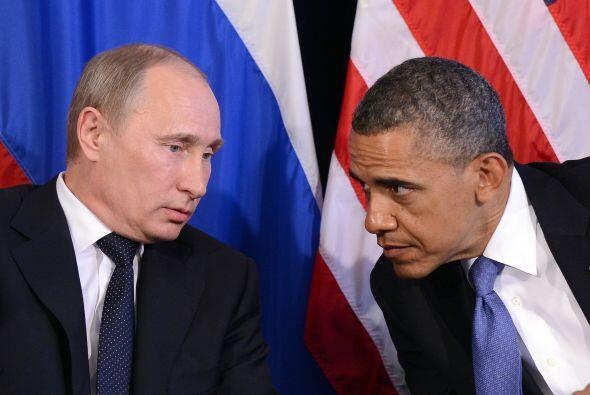 """Ambos estuvieron de acuerdo en la necesidad de un """"proceso político"""" par..."""