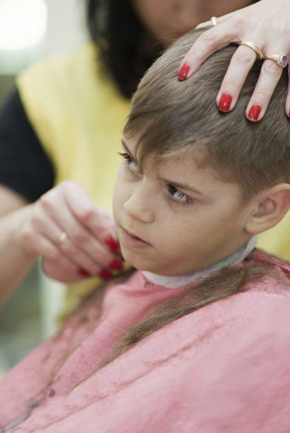 ¡Varón, a cortarse el pelo! Si eres mamá de un niño, verifica el largo d...