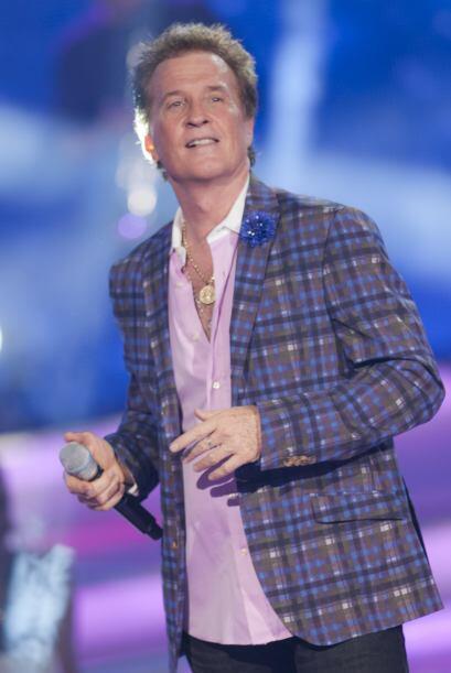 Emmanuel es un cantante muy reconocido y tiene una gran lista de éxitos...