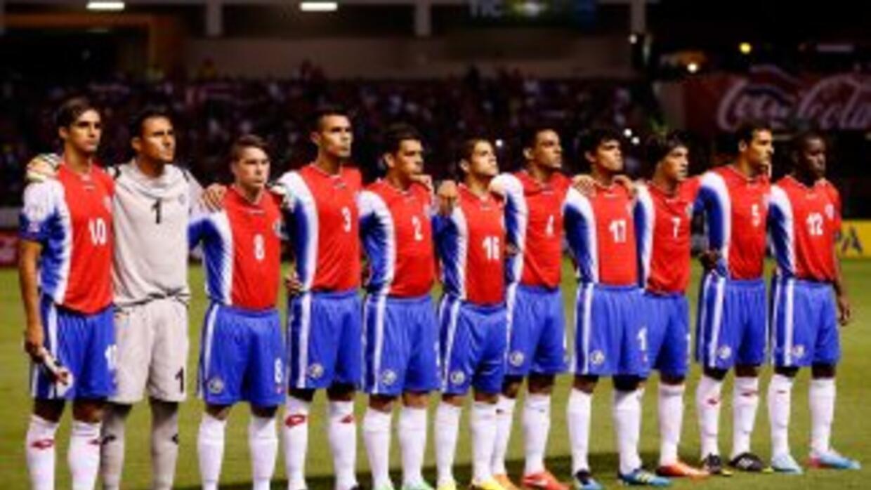 Costa Rica dio a conocer a sus convocados a la Copa del Mundo.