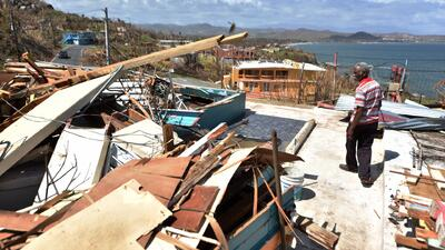 Yabucoa, primer municipio golpeado por huracán María en Puerto Rico, está dispuesto a levantarse