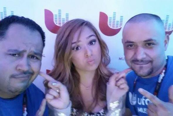 Chachi Gonzales in the house with UforiaNation!