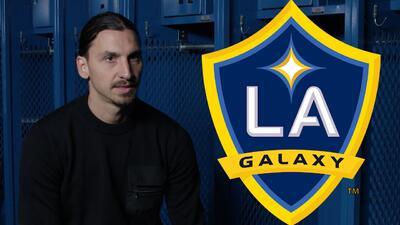 """Zlatan y su regreso con el L.A. Galaxy:""""Vengo a terminar lo que empecé"""""""