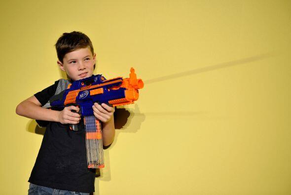 Aunque, los chicos más osados regresarán a las pistolas de agua o a aque...