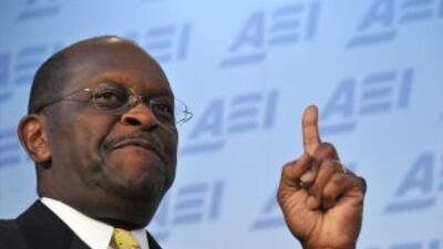 Herman Cain se defiende