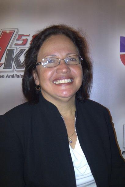La secretaria del Departamento de Agricultura, Mirna Comas, enfrenta un...