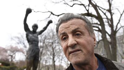 Investigan a Sylvester Stallone por una denuncia en su contra por un supuesto ataque sexual