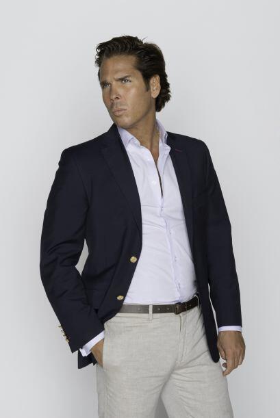 Roberto Palazuelos es 'El Capitán', un hombre que ya lo tiene per...