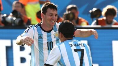 El 'Fideo' piensa que Messi podría trabajar bien junto a Mourinho.