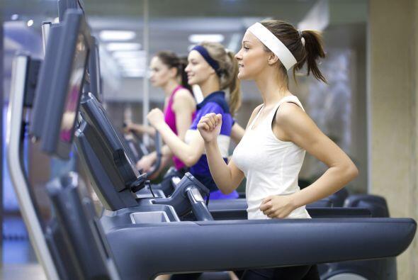 Membresía para el 'gym'. A medida que la temperatura va en aumento, y la...