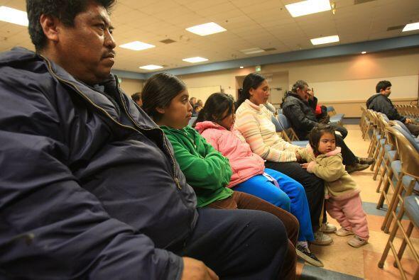 El memorándum del Servicio de Inmigración y Aduanas (ICE por sus siglas...