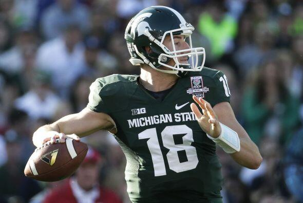 6. Connor Cook, Michigan State (AP-NFL).