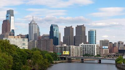En el noveno puesto, Filadelfia es la más grande en esta lista de...