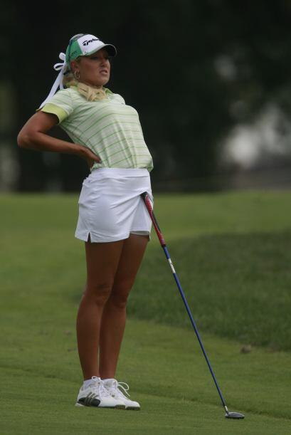 Natalie Anne Gulbis es una golfista profesional estadounidense de 27 año...