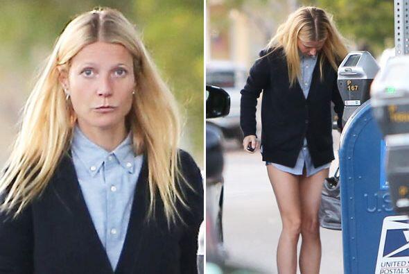 ¡Ay Gwyneth, cúbrete!