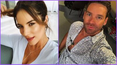 Los mensajes que podrían confirmar que Gaby Espino tiene romance con Jaime Mayol