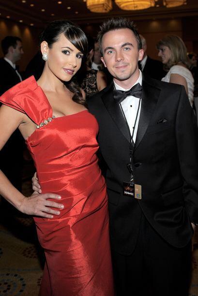Desde 2007, ha salido con la actriz Elycia Marie. Aquí la pareja en 2011.