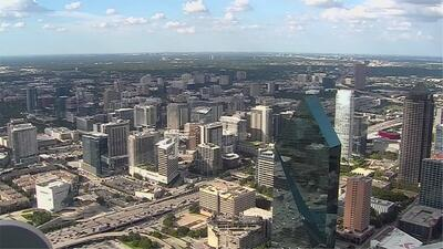 Altas temperaturas y condiciones secas en el Metroplex, el pronóstico del tiempo para este martes