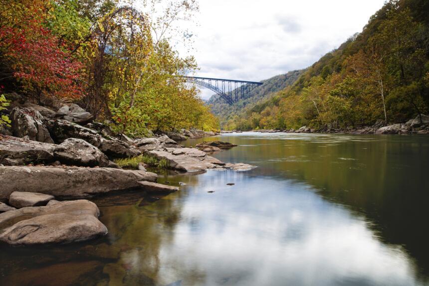 ríos y lagos asombrosos