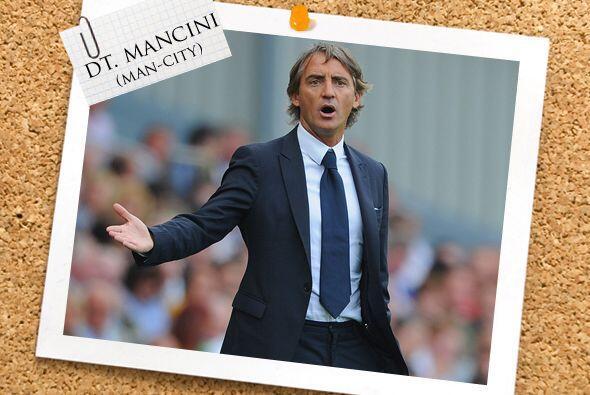 Estos cracks son dirigidos por el italiano Roberto Mancini, que pese a l...