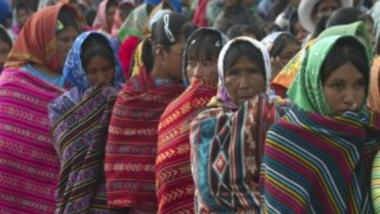 Oaxaca, junto con Chiapas y Guerrero, es uno de los estados en los que l...