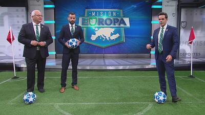 Análisis de Luis Omar Tapia y Marc Crosas sobre la jornada dos de la Champions League