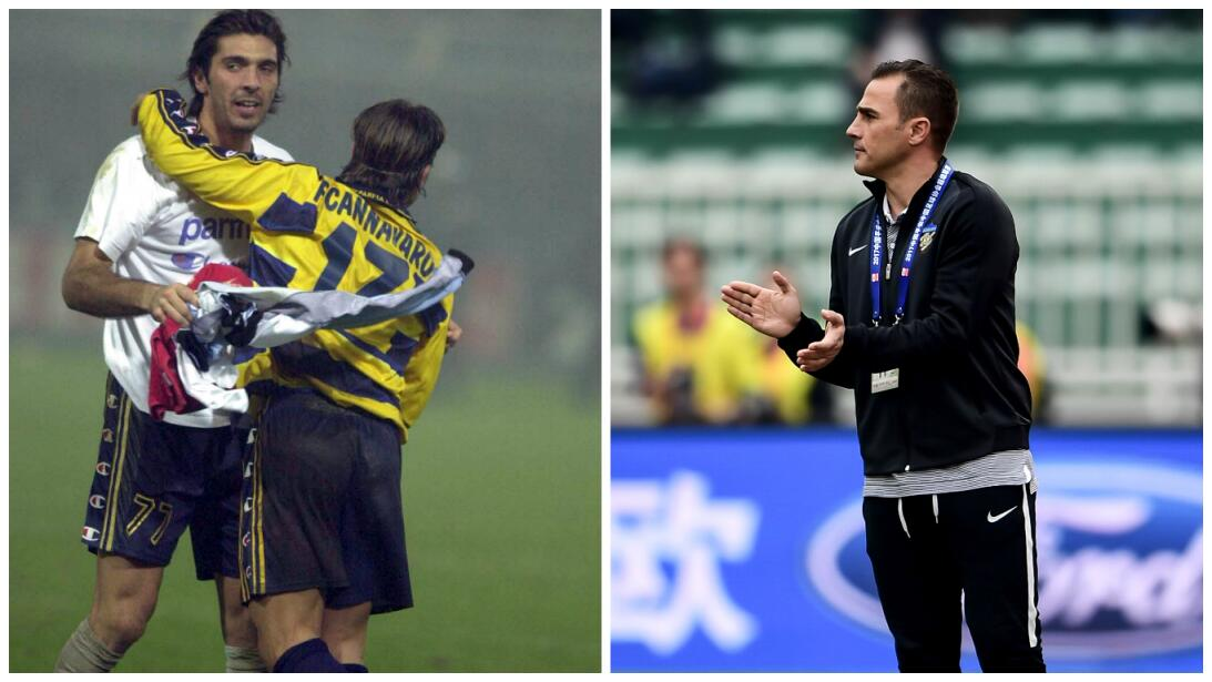 El 'antes' y el 'ahora' del fútbol desde los ojos eternos de Gianluigi B...