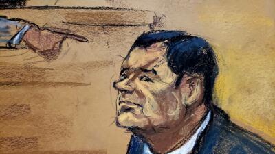 Gobernadores, generales y policías: la nómina de 'El Chapo' expuesta en el juicio contra el capo