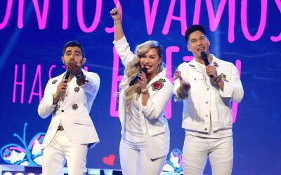 Musicales Teletón USA 2018