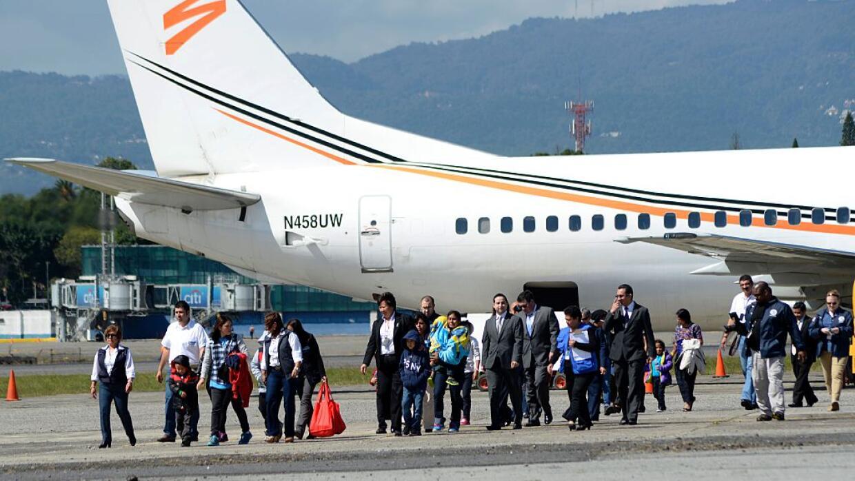 Guatemala deportaciones