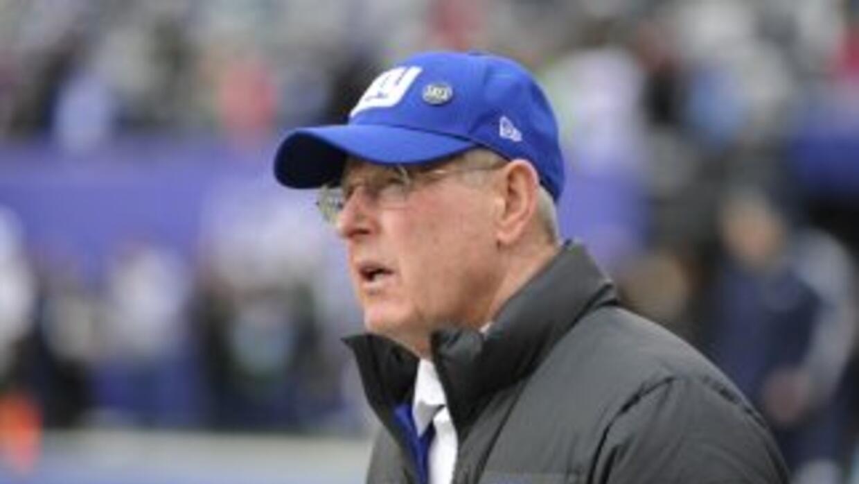 Hay quien cree que es momento para un cambio para Giants (AP-NFL).