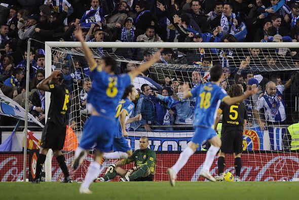 Pero a cuatro minutos para el final, llegó otro gol.. pero este para el...