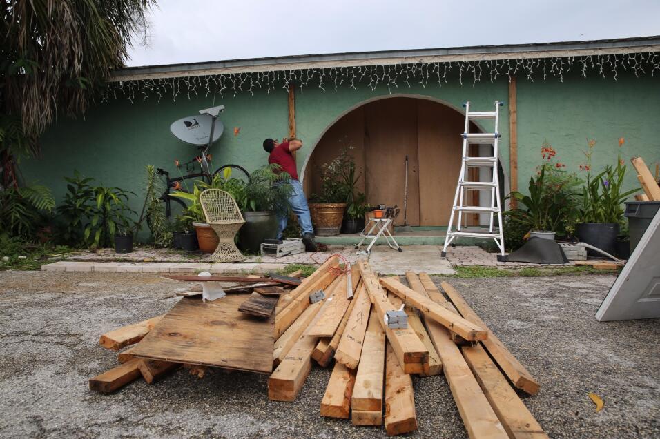 Los memes del huracán Irma: los floridanos esperan su llegada entre el m...