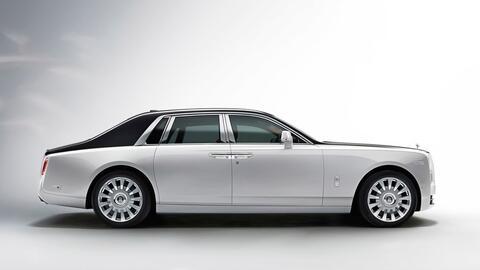 Rolls-Royce Phantom VIII 2018
