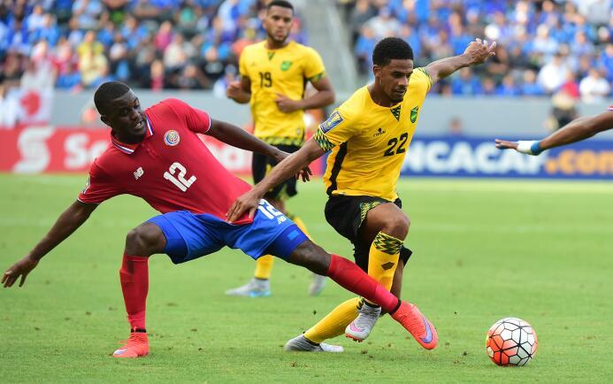 Costa Rica y Jamaica